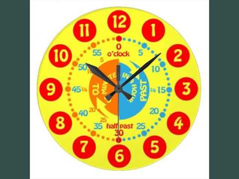 Wall Clocks For Kids   Kids Room Clocks - YouTube