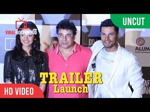 UNCUT - Do Lafzon Ki Kahani Official Trailer Launch   Randeep Hooda, Kajal Aggarwal