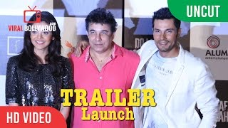 UNCUT - Do Lafzon Ki Kahani Official Trailer Launch | Randeep Hooda, Kajal Aggarwal