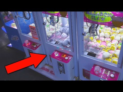 Download Youtube: I FOUND THE WORLDS SMALLEST CLAW MACHINE!