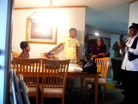 Heavenly Choir (The Canton Spirituals)
