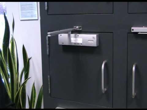 Geze Ts4000 Door Closer Fitting Amp Adjusting Youtube