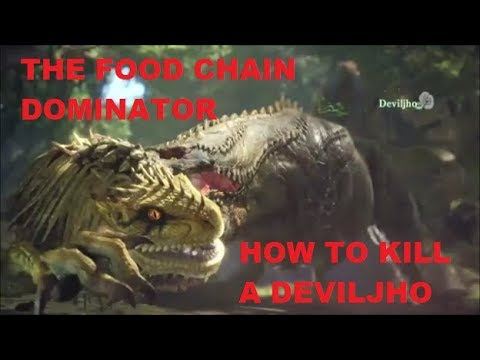 Mhw How To Kill Deviljho 5 Mins Special Assignment The Food