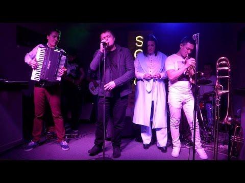 Кино и Немцы - Обiйми (ОЕ cover) @ SOHO Bar-Concert