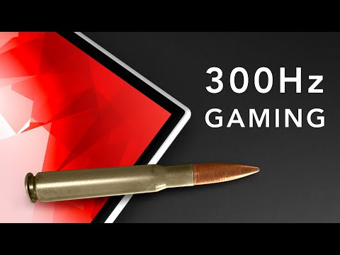 Gaming on the MSI GS66 at 300Hz