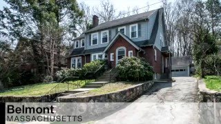 Renovated Single Family at 47 Glendale Rd in Belmont MA!