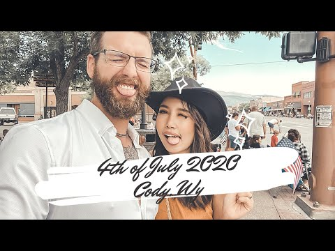 4th Of July Parade @cody Wy 2020