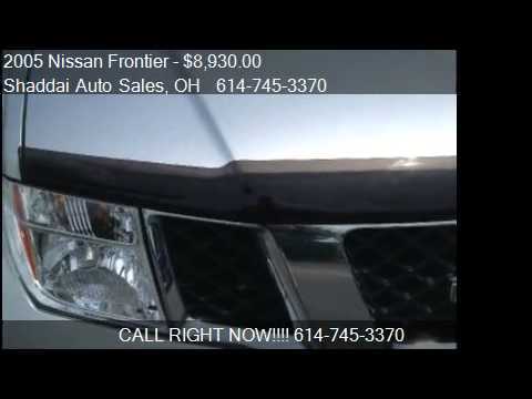 2005 Nissan Frontier XE King Cab 2WD - for sale in Whitehall