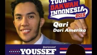 Qari dari Amerika -Youssef Edghouch ( Surah Ar-Rahman )