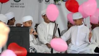 HaRUM 2012 - Anak-anak berselawat - Wahai Purnama (Ya Badrotim)