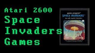 LGR - Atari 2600 Space Invaders Games