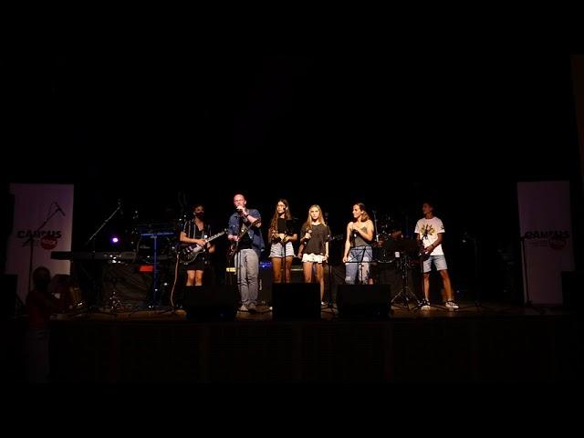 Black or White - Campus Rock Prades. Concert Final