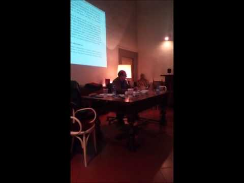 """""""Nationalism and female sexuality"""" Talk with Miguel Angel Gonzalez-Torres"""