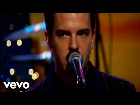 The Killers - When You Were Young (AOL Sessions)