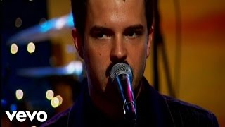 the killers when you were young aol sessions