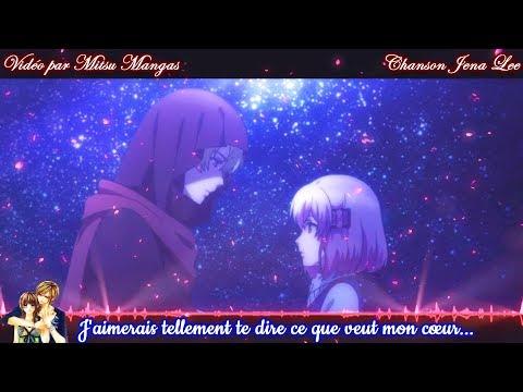 Nightcore French Amv  ♪ J'aimerais  Tellement  ♪ + Paroles HD
