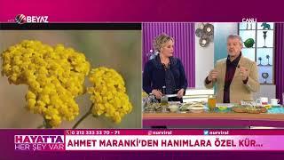 Ahmet Maranki'den hanımlara ve erkeklere özel kür