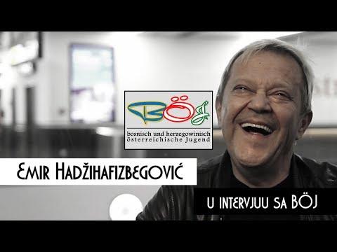 Emir Hadžihafizbegović u intervjuu | BÖJ | Emir Hadžihafizbegović im Interview