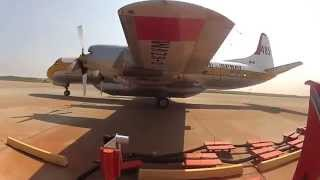 How to Load a Lockheed L-188 Electra Water Bomber