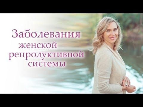 ЖЕНСКОЕ ЗДОРОВЬЕ. СПКЯ, ПМС, эндометриоз и другие заболевания женской репродуктивной системы