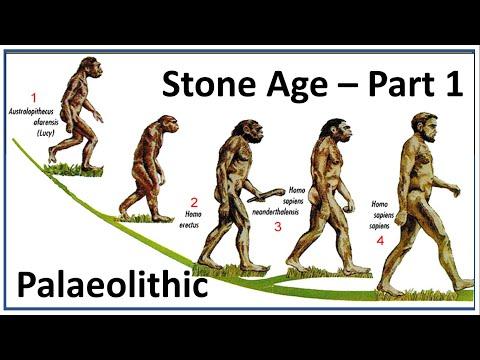 Stone Age - Part 1 I Lower Palaeolithic I Middle Palaeolithic I Upper Palaeolithic