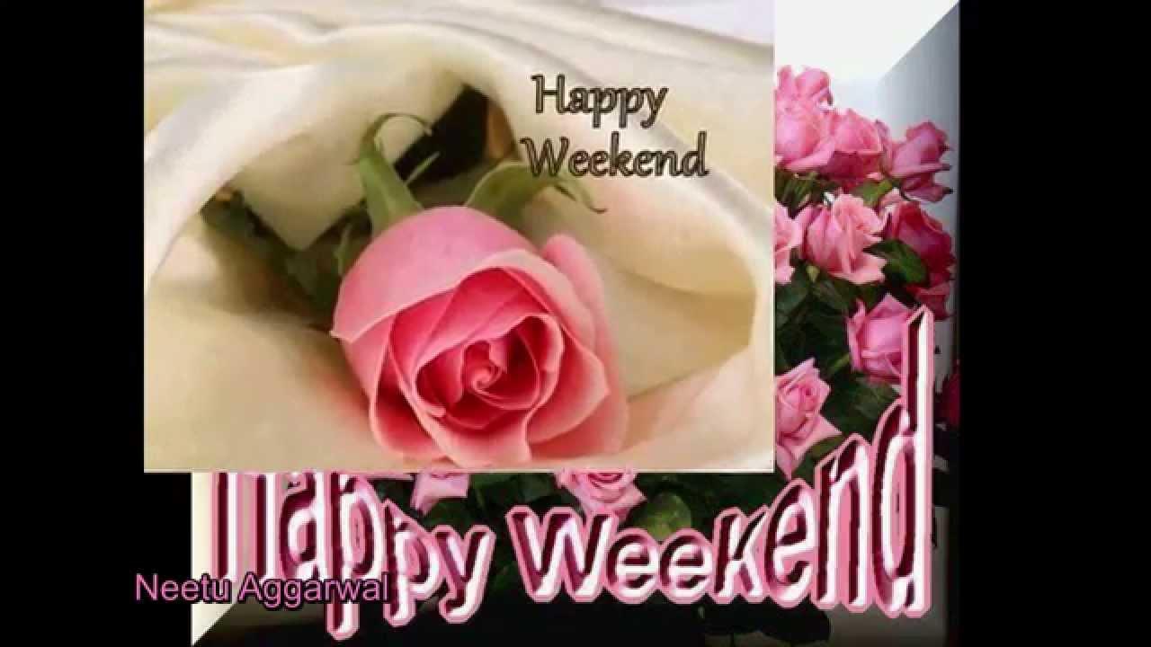 Happy Weekend Greetingsquotessmswishessayinge Cardwallpapers