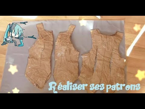 Cosplay - Réaliser ses patrons