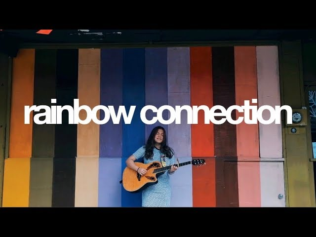 Rainbow Connection The Muppet Movie Cover Rene Dominique