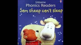 Sam Sheep Can T Sleep Read Along