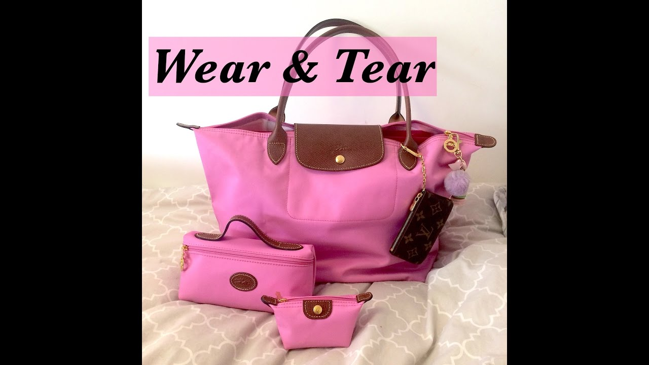 Disappointing Quality Wear Tear Longchamp Le Pliage Idylle Neo Ruby Sz Small Reviews
