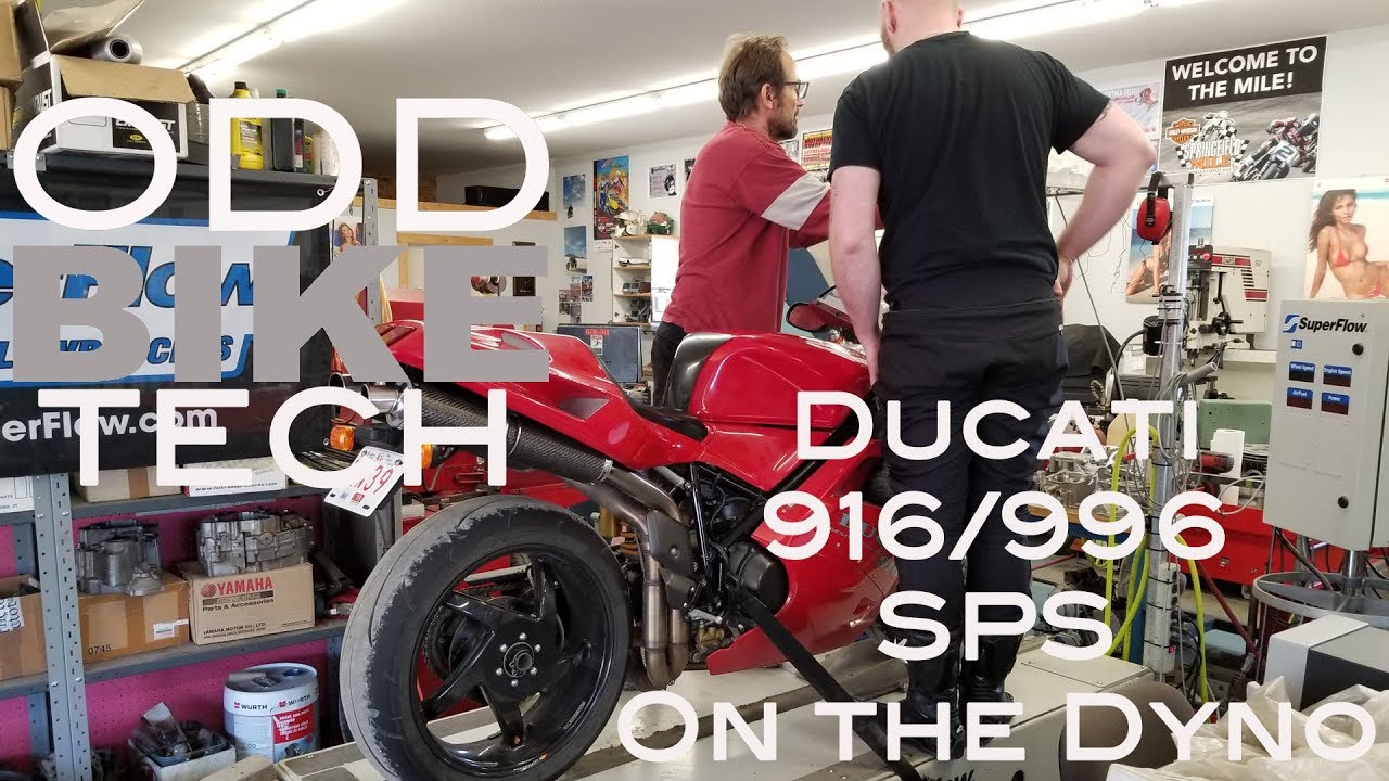 OddBike: OddBike Tech - How to Tune Ducati Motorcycle Fuel