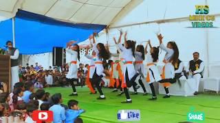 Chakde india ,karma,border song mashup dance by lohara school students 26 भोली सुरतिया तोर program