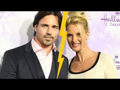 Nicollette Sheridan files for  DIVORCE  Hollywood High