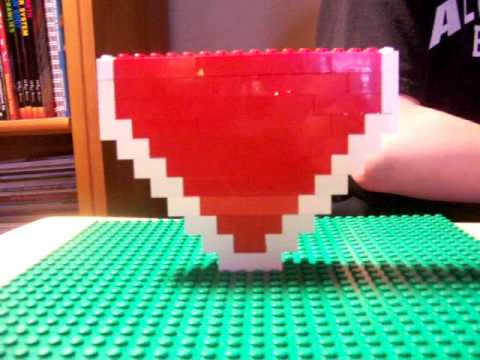 How To Build A Lego Heart YouTube