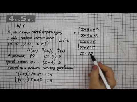 Решебник: Алгебра 7 класс (Мордкович .)