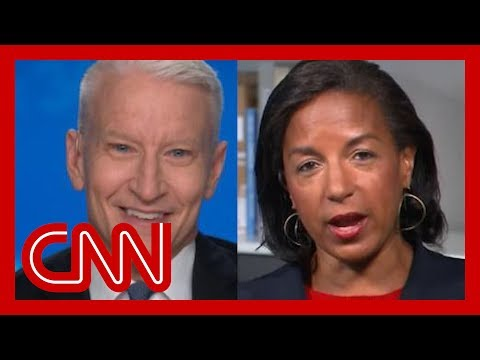 Susan Rice calls out Trump's approach to intel: Crazy