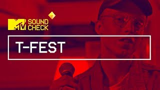 Download MTV SOUNDCHECK: T-Fest Mp3 and Videos
