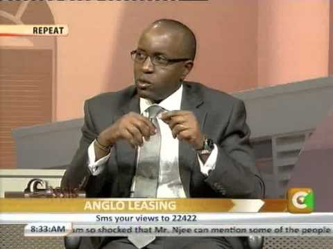 Cheche: Anglo Leasing Part 3
