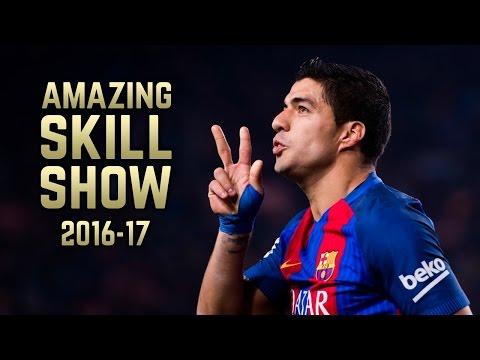 Luis Suárez 2016-17 | Amazing Skill Show | HD