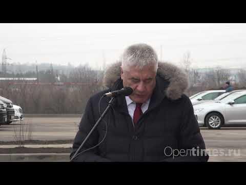 Владимир Колокольцев «закрыл» очередь на жильё для орловских полицейских