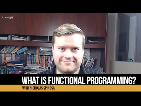 What Is Functional Programming? With Nicholas Spinosa