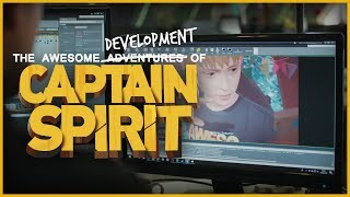 The Awesome Development of Captain Spirit [E3 2018] [ESRB]