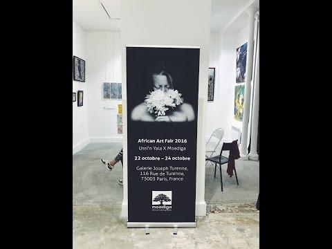 Moadiga X Ussi'n African Art Fair 2016
