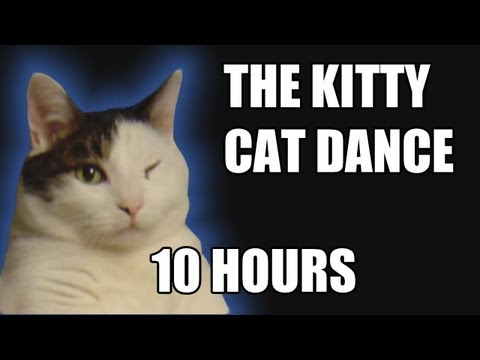 The Kitty Cat Dance [10 HOURS VERSION]