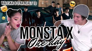 MONSTA X 몬스타엑스 'ONE DAY' MV REACTION!