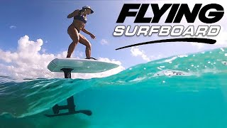 Lift Foils - Electric Surfboard That Flies Above The Water