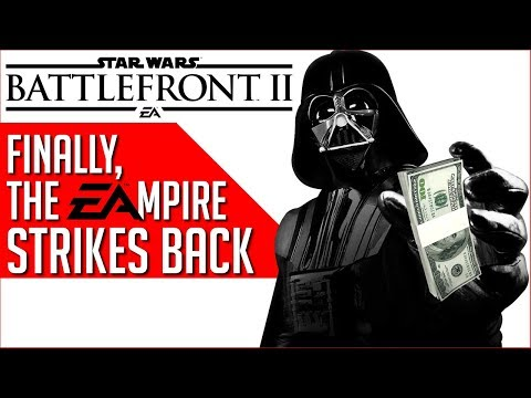 Why Star Wars: Battlefront II is NOT Fixed (EA Tries Jedi Mind Tricks)