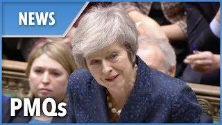 Theresa May PMQs 12/12/18 (full)