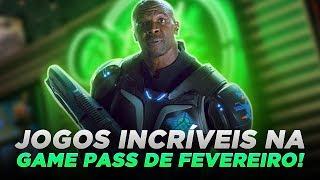 JOGOS INCRÍVEIS NA XBOX GAME PASS DE FEVEREIRO 2019 - MINUTO XBOX