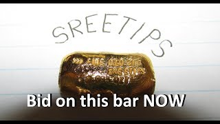 Scrap Gold Jewelry to 999 Fine Gold Bar by Sreetips